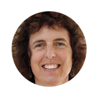 Sue Flamm. Author of the Amazon best-seller Restorative Yoga with Assists. Yoga Teacher Trainer